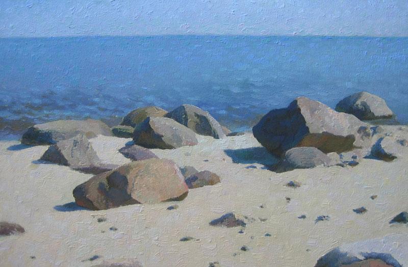 Анапа Погода 24122017 Шторм на море центральный пляж в