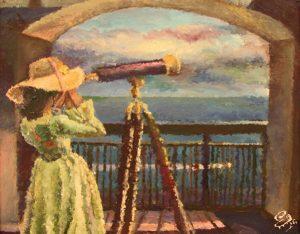 Картина художницы Катерины Кашниковой