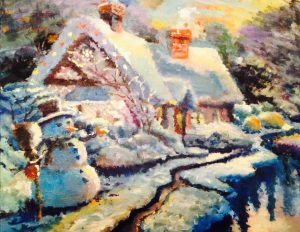 Картина художника Катерины Кашниковой