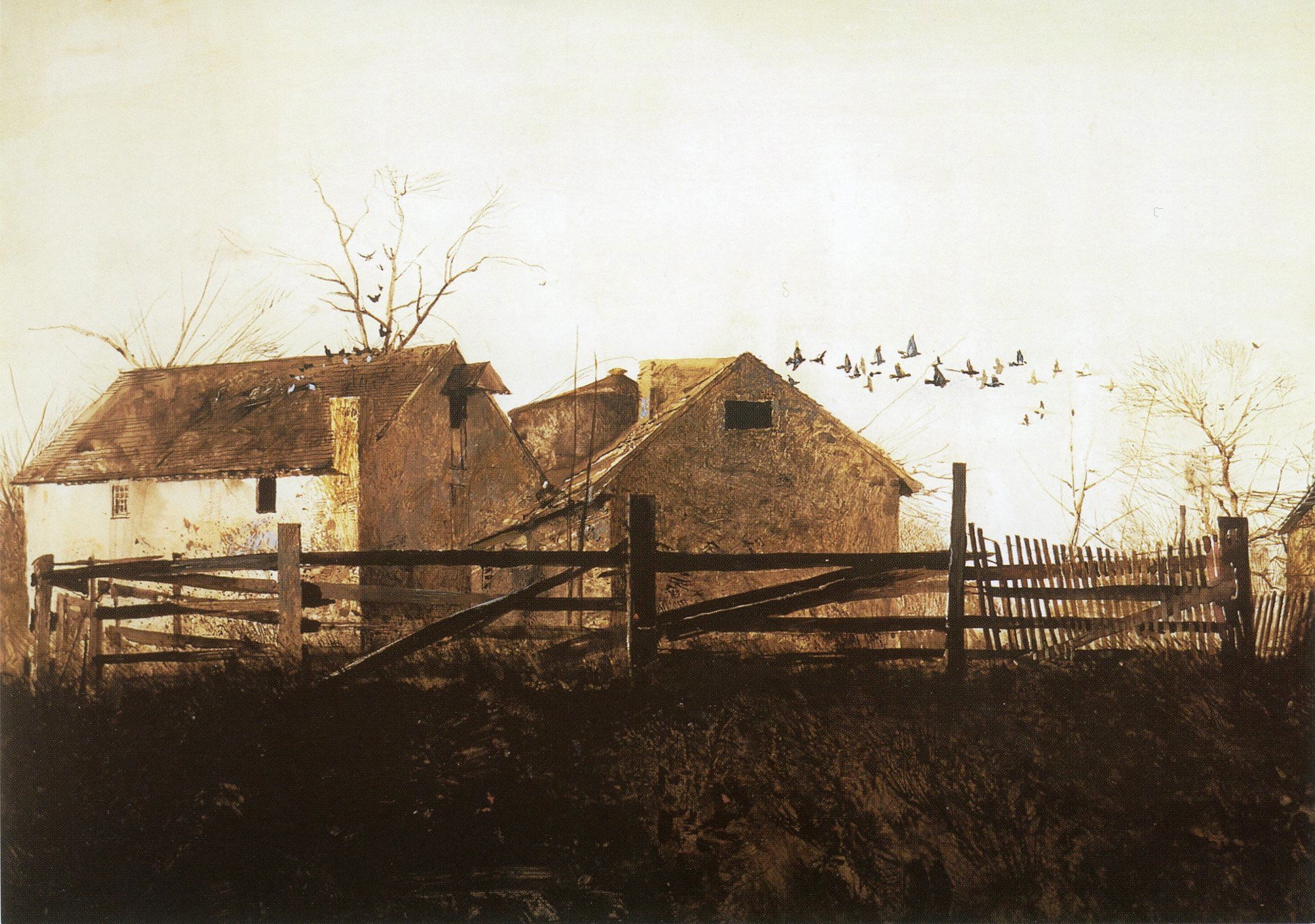 "Wyeth Andrew ""The mill"""