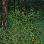 В лесу - пейзаж Даниила Белова