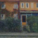 Картина улица Костикова Даниила Белова